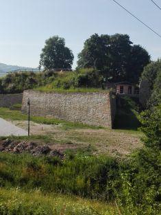 Obnova hradeb 2018 - 2019