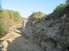 Obnova hradeb 2018- 20195