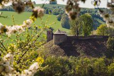 Jarní hrad