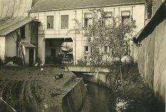 Králikov vodný mlyn adom (40. roky 19.st.)