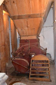 Vyčistená valcová stolica