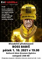 Divadelní představení BOSS BABIŠ